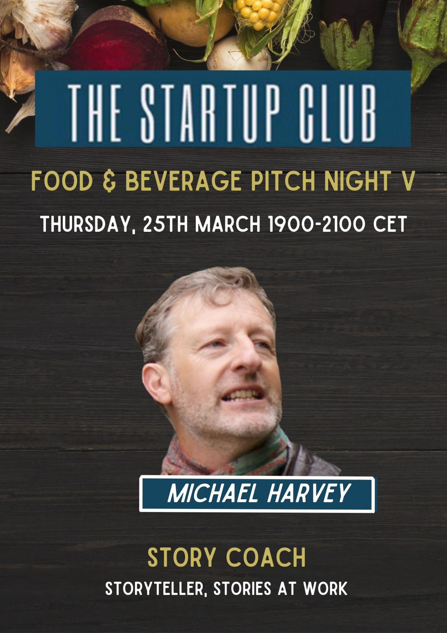 Food & Beverage Pitch Night V