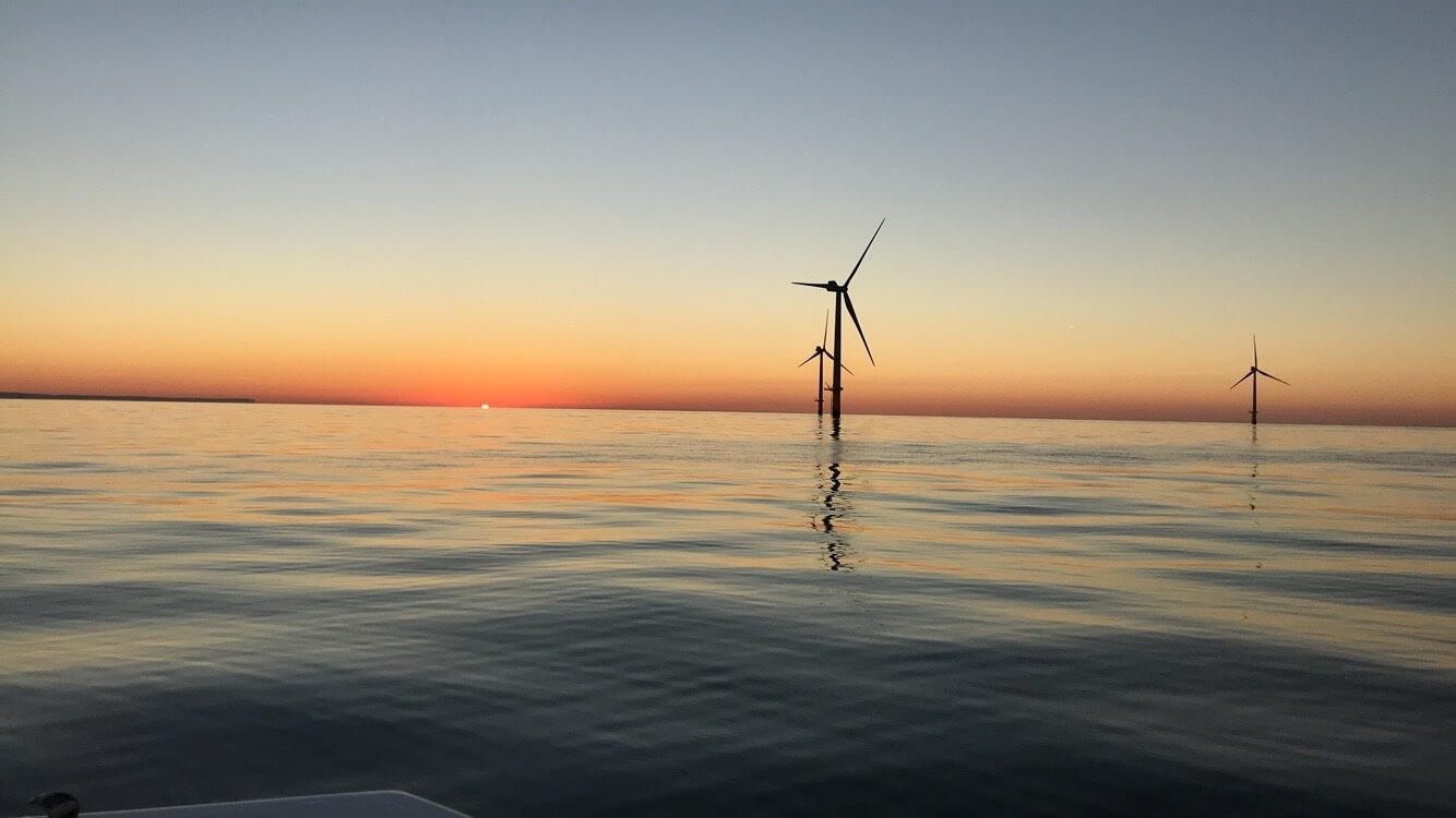 Rampion Wind Farm Tours