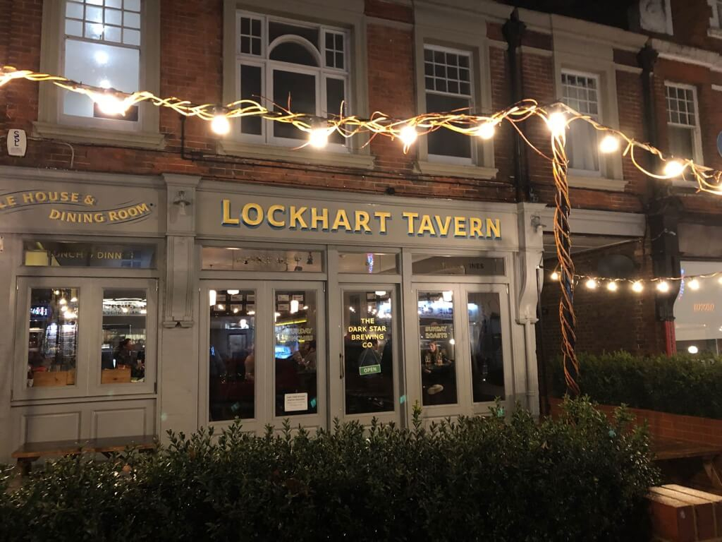 The Lockhart Tavern