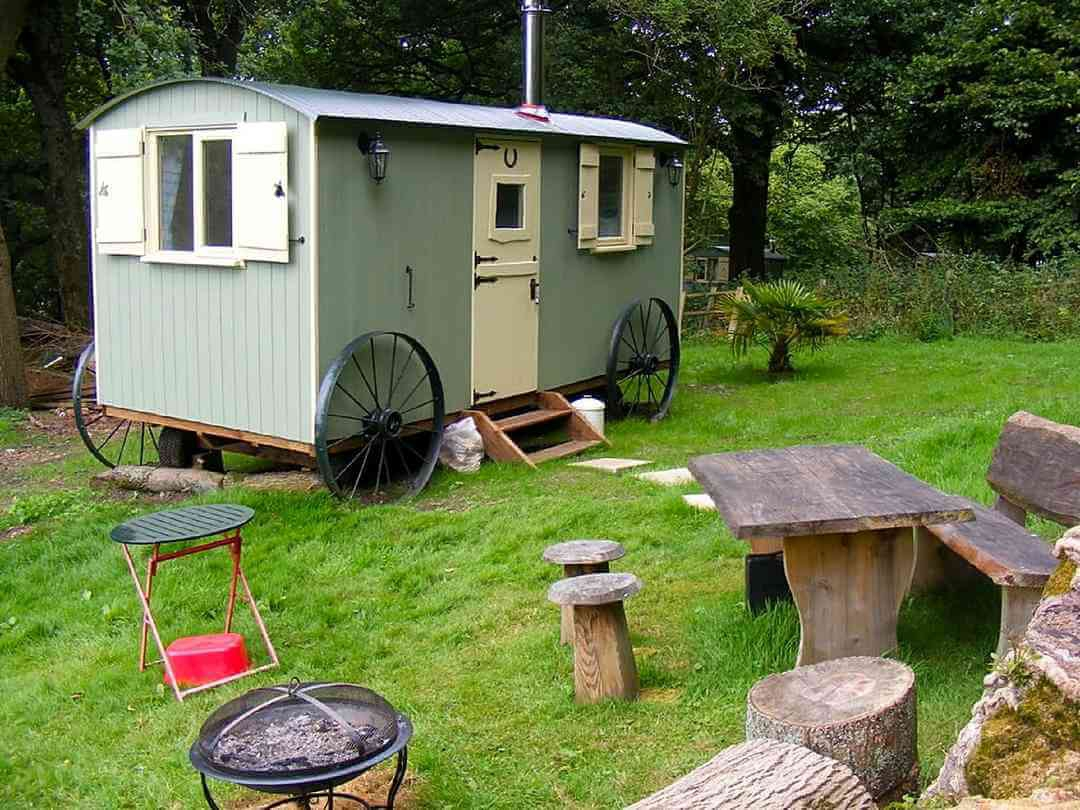 Waydown Shepherds Huts