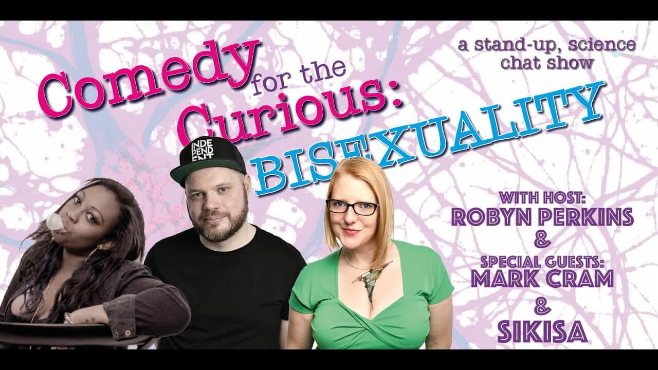 Robin Perkins: Comedy for the Curious