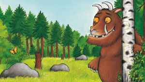 Gruffalo Adventures at Wakehurst