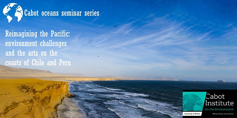 Cabot Oceans Seminars: Reimagining the Pacific