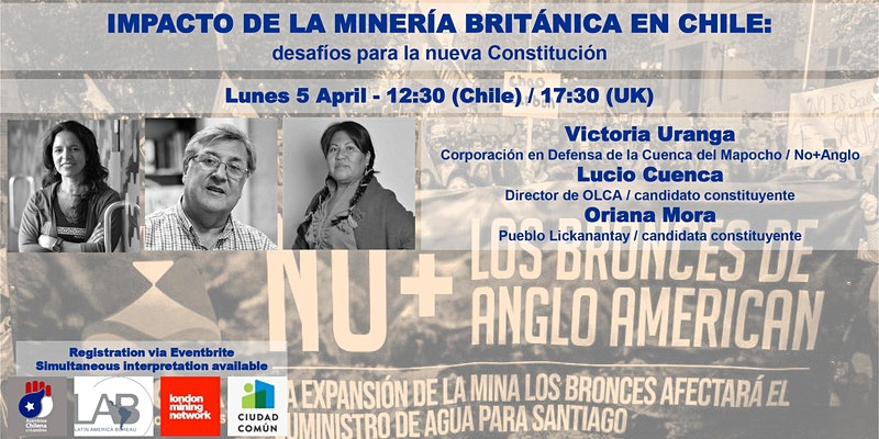 British mining impact in Chile: challenges for the new Constitution