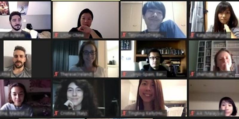 Meet International Friends Online-Socialize/Language Exchange