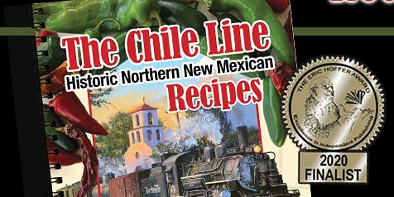 Slow Food Santa Fe Conversations: Local Author Liddie Martinez