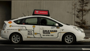 Gold Band Taxis
