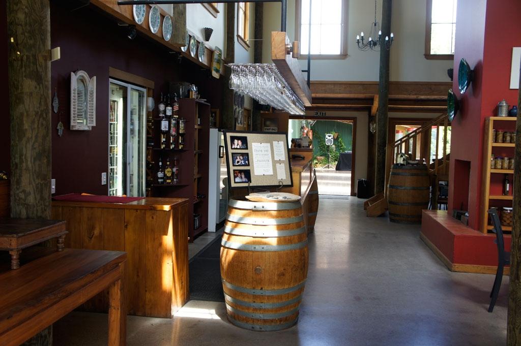 Langdale Vineyard Restaurant
