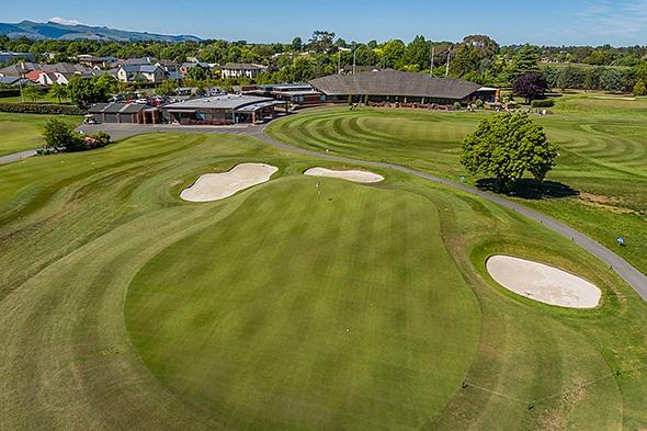 Russley Golf Club