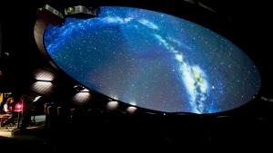 Sir Edmund Hillary Centre Planetarium
