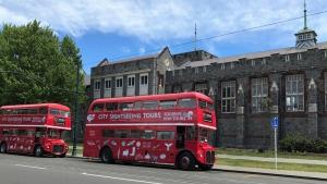 Soaring Kiwi - Christchurch Hop On Hop Off Tours