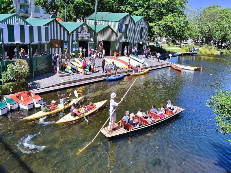 The Boatshed Cafe