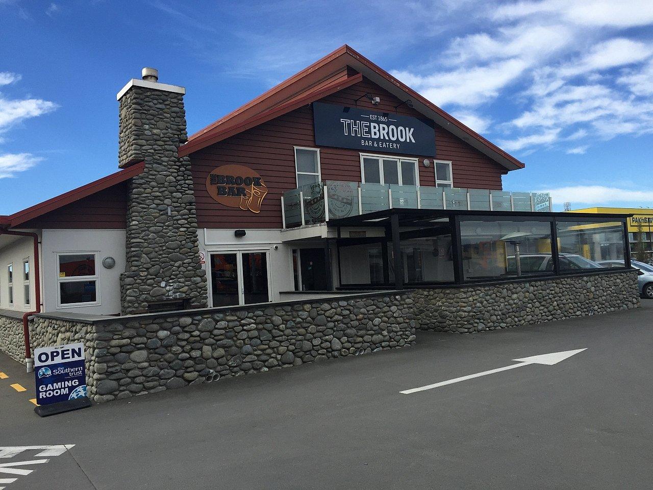 The Brook Bar & Eatery