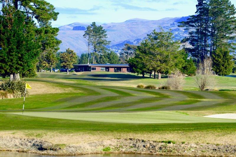 Waimairi Beach Golf Club