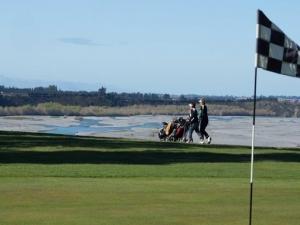 Waimakariri Gorge Golf Club