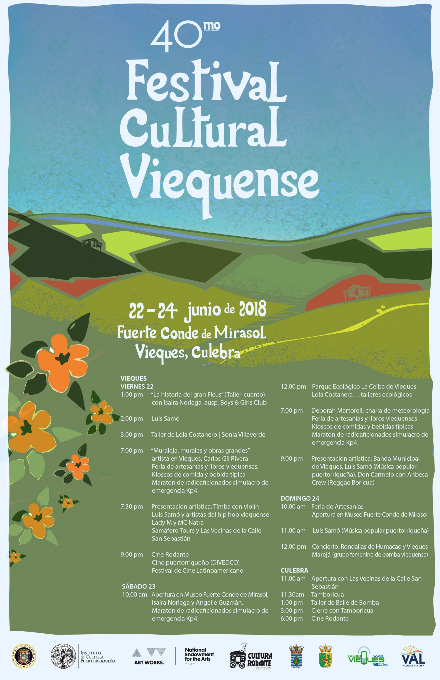 vieques culture festival activities