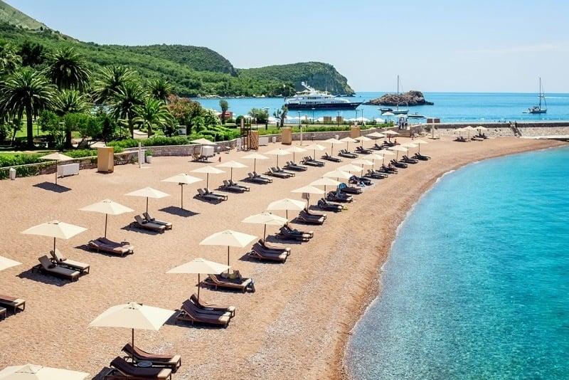 Best Beaches | My Guide Montenegro