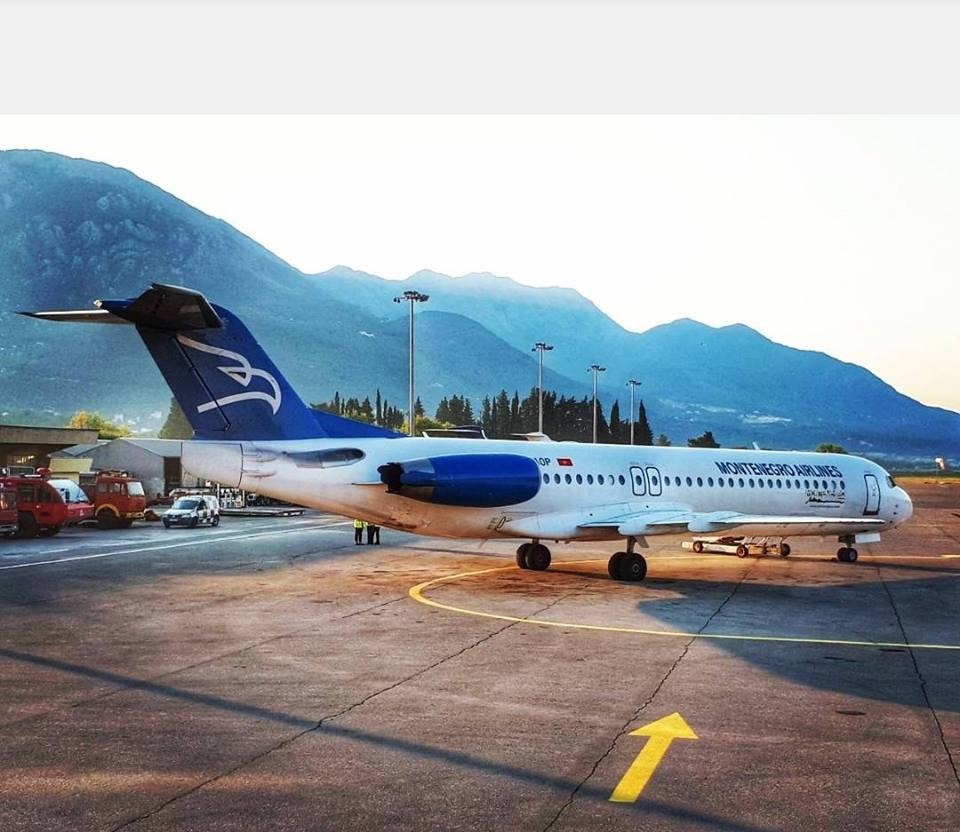 International Airports of Montenegro and Airports of Local Importance