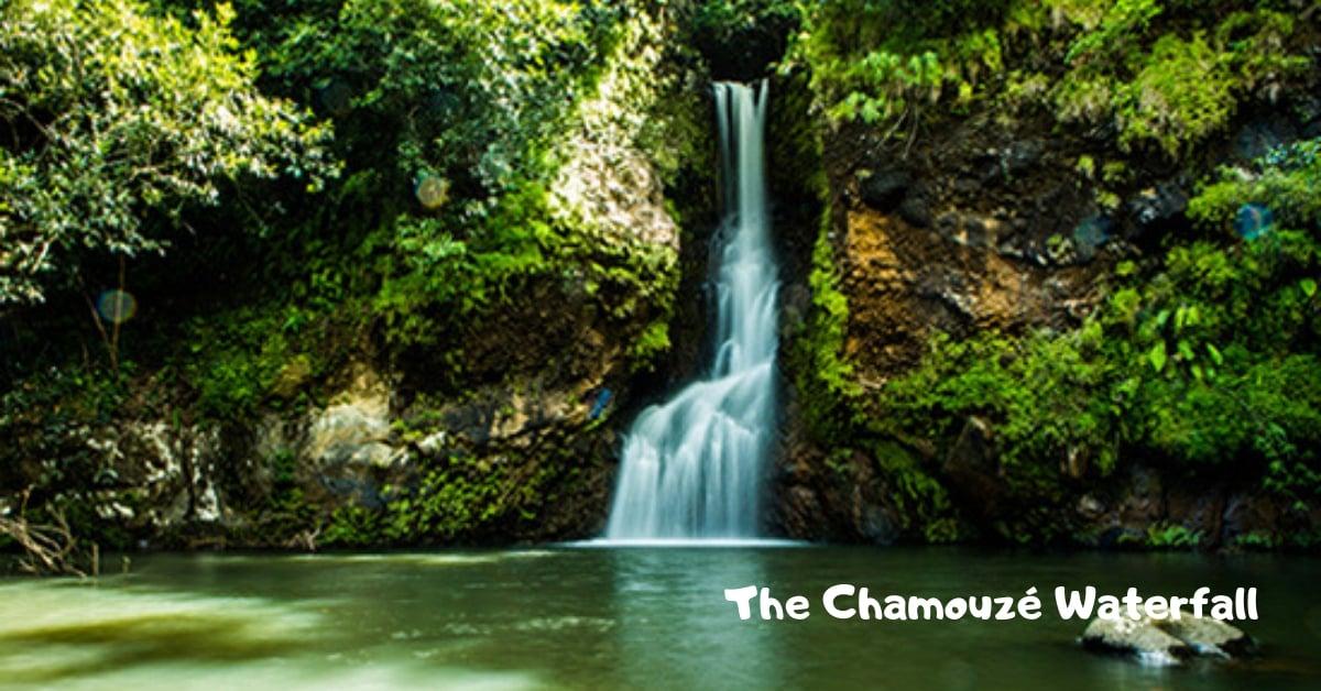La Vallee des couleurs Waterfalls - The Chamouze