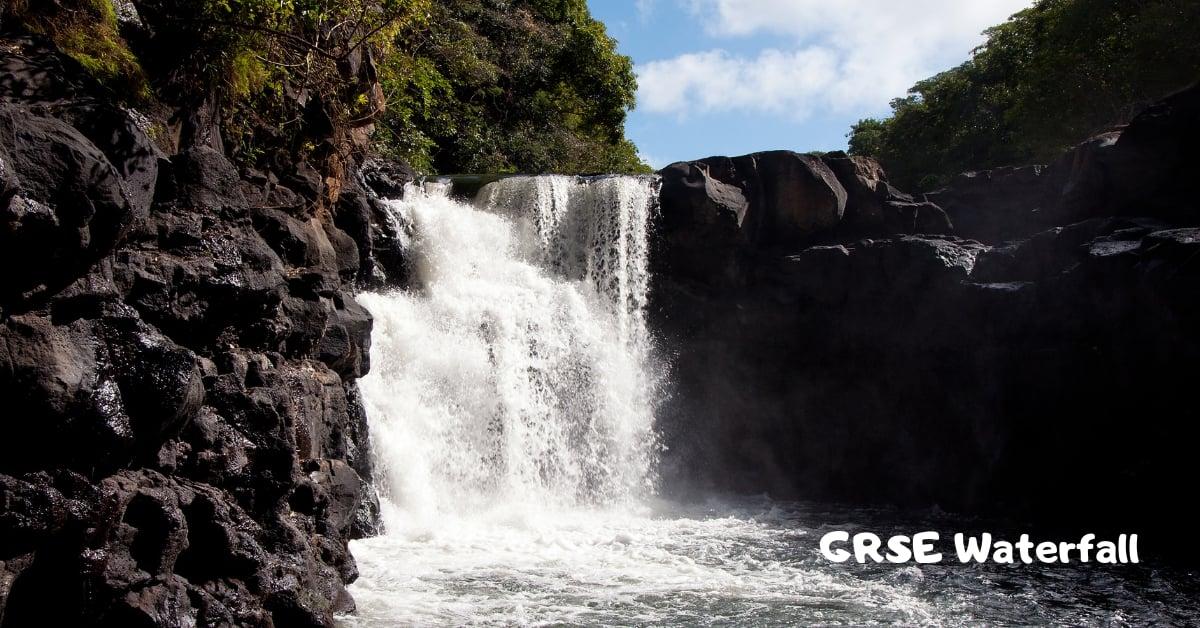 Waterfalls in Mauritius - GRSE Waterfall