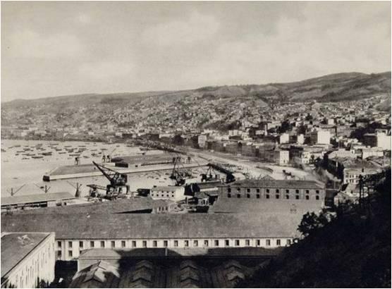 Valparaiso Port