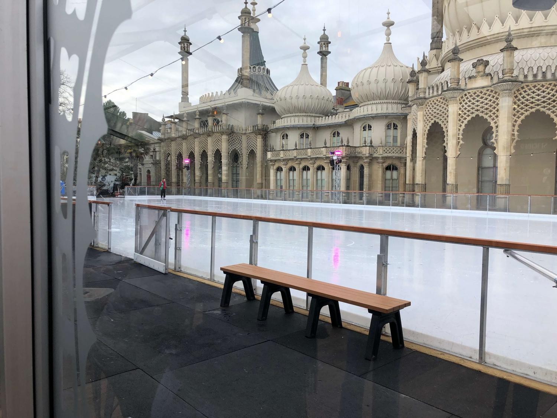 icerink at royal pavilion
