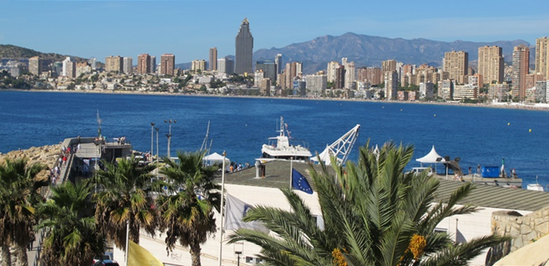 films made on the Costa Blanca