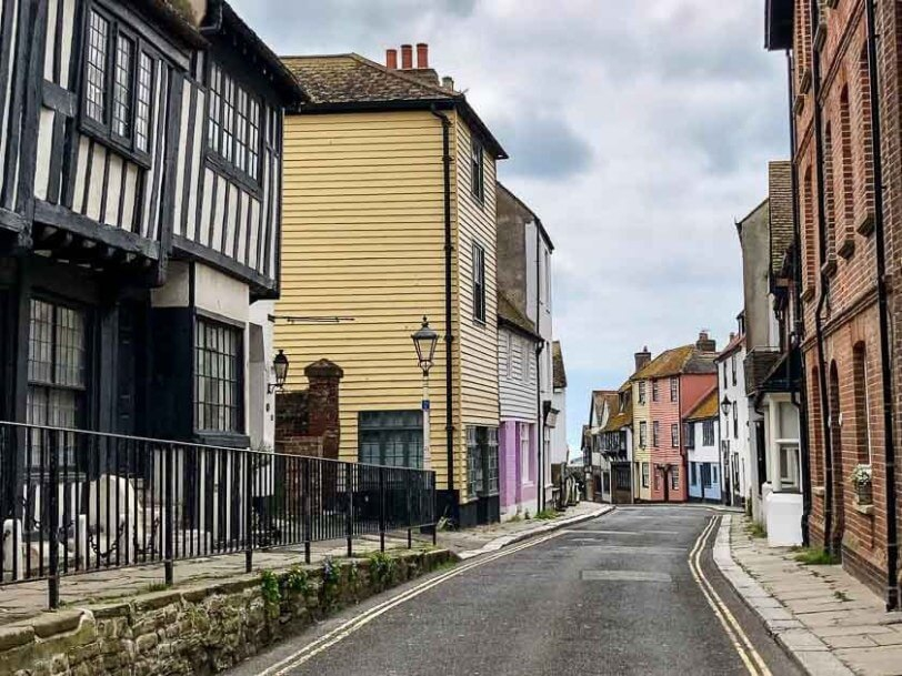 Old Town Hastings