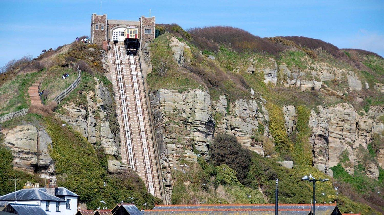 Cliff Railways Hastings