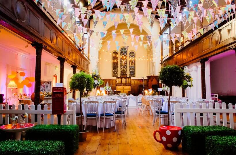 Fabrica Brighton Wedding Venue