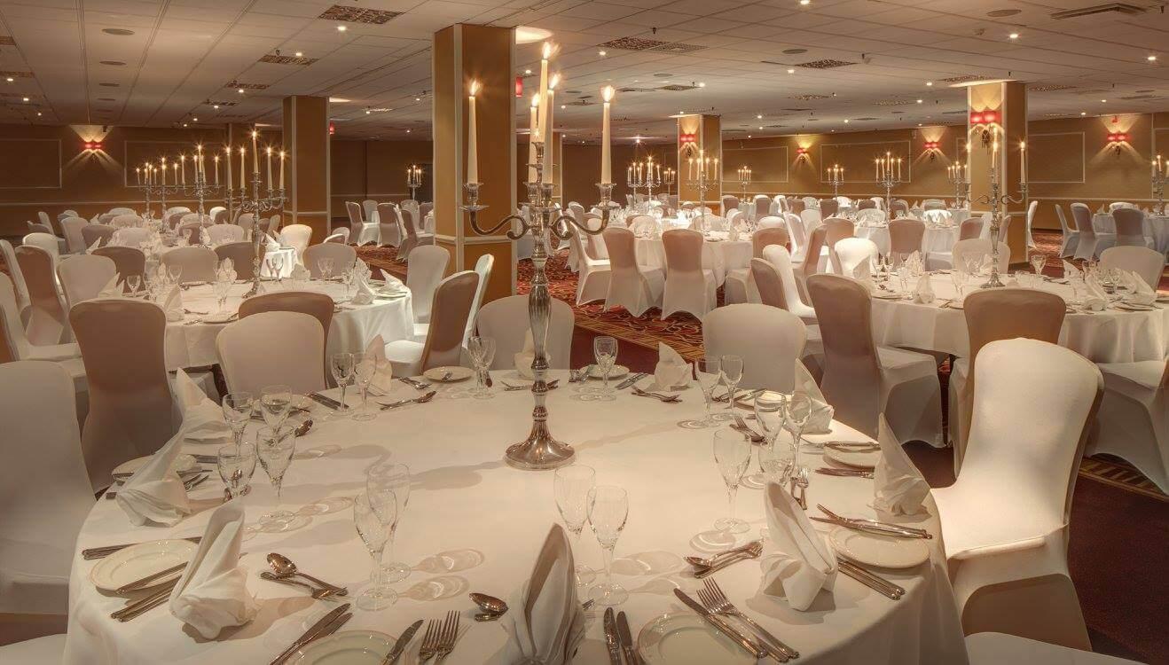 Brighton Hilton Metropole Wedding Venue