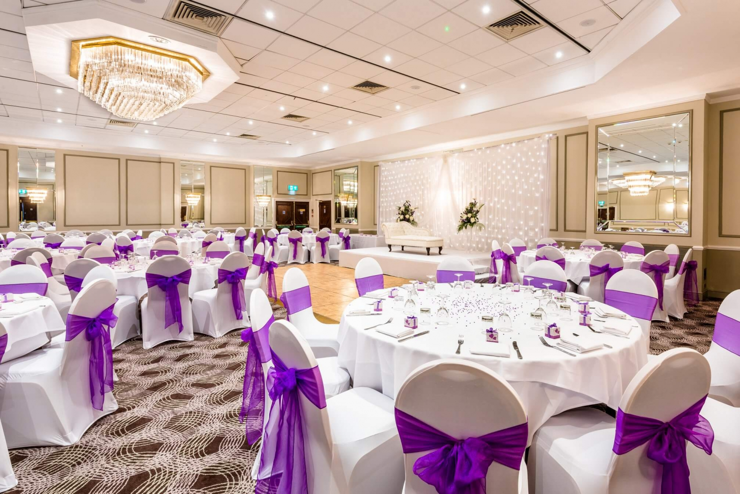 The Holiday Inn Brighton Wedding Venue