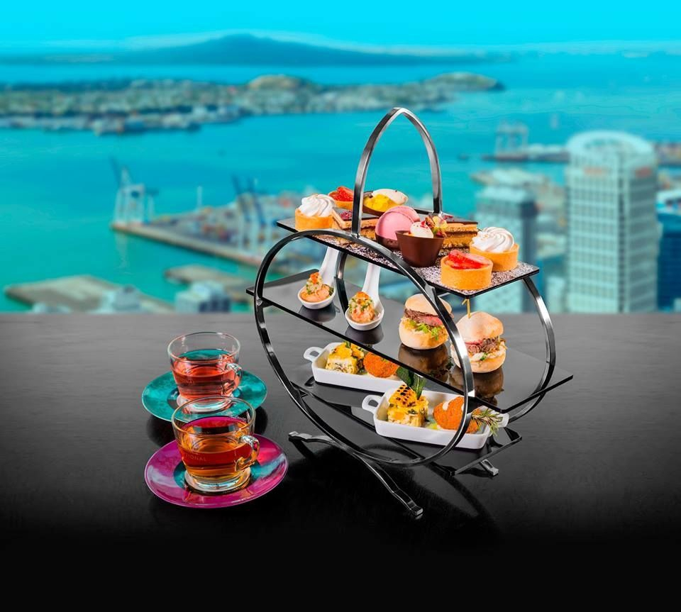Orbit 360 Restaurant, Auckland