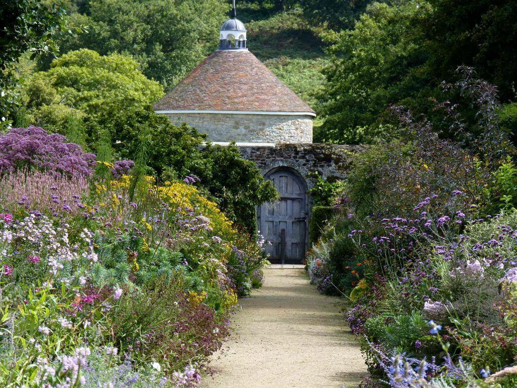 Parham Gardens In Storrington