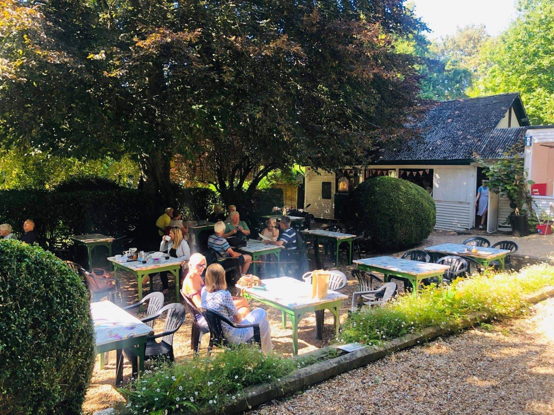 The Litlington Tea Gardens