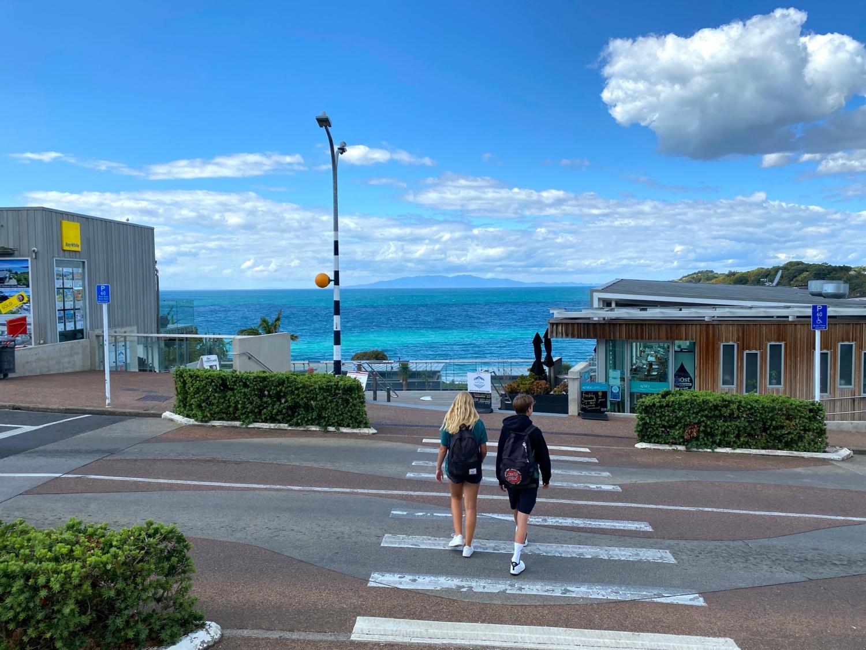 E-xploring Waiheke Island