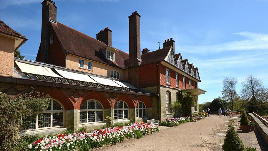 Standen House & Garden