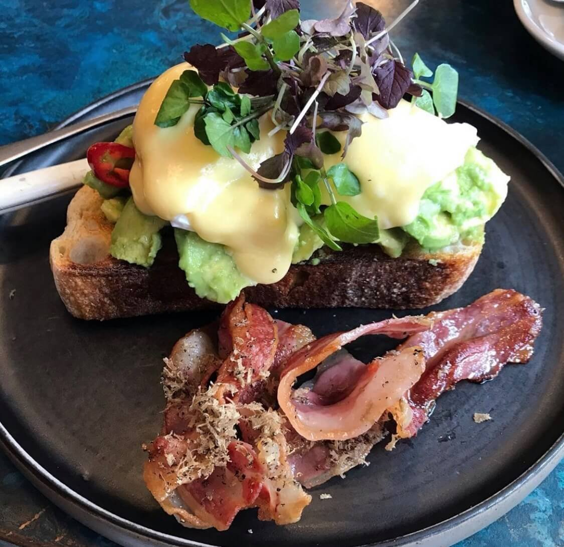 Breakfast at Tristan Restaurant