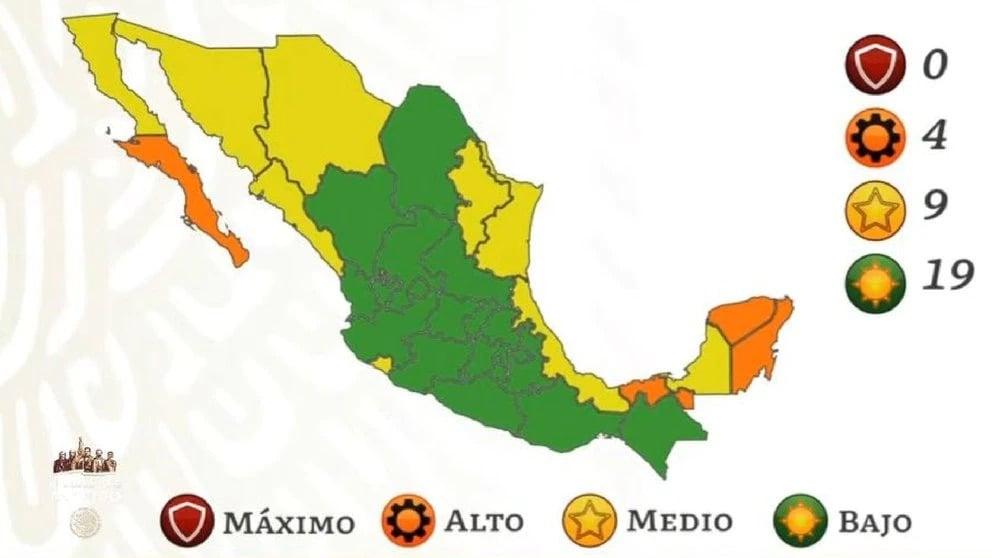 COVID-19 – Mexico Updates