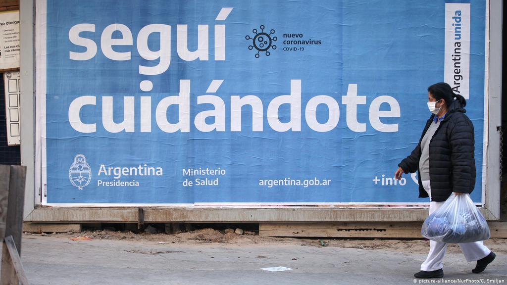 COVID-19 - Updates from Argentina