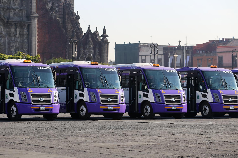 Public Transport in Mexico