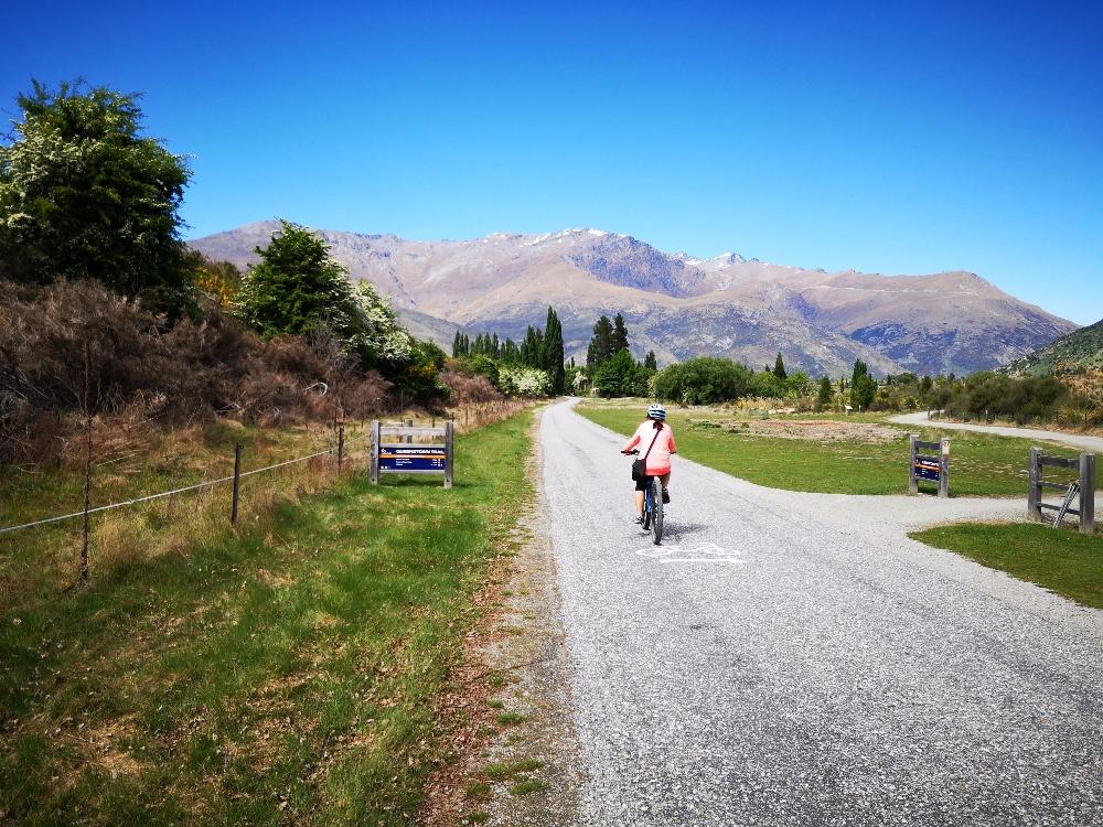 Queenstown Bike Trail