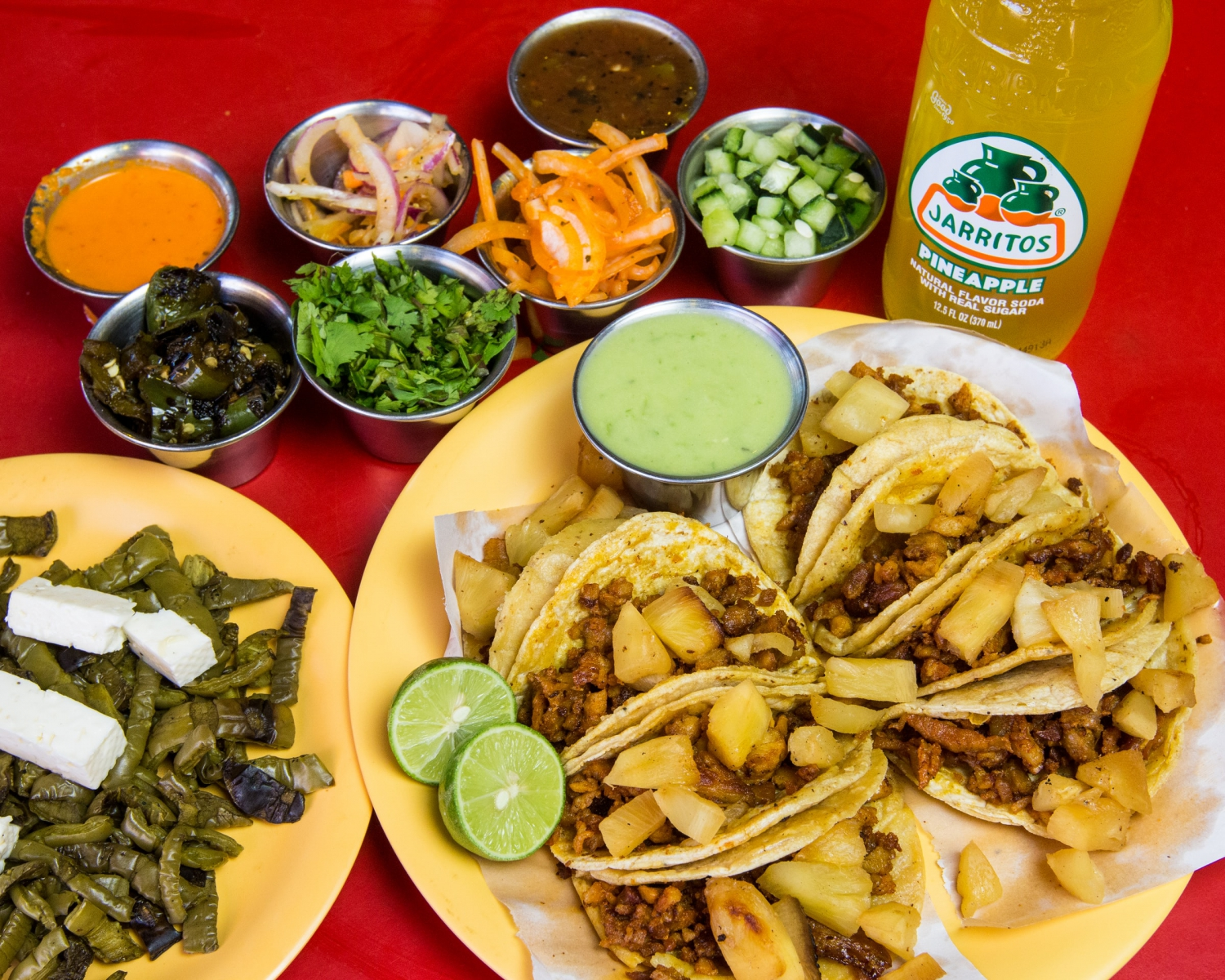 Traditional Food in Mexico
