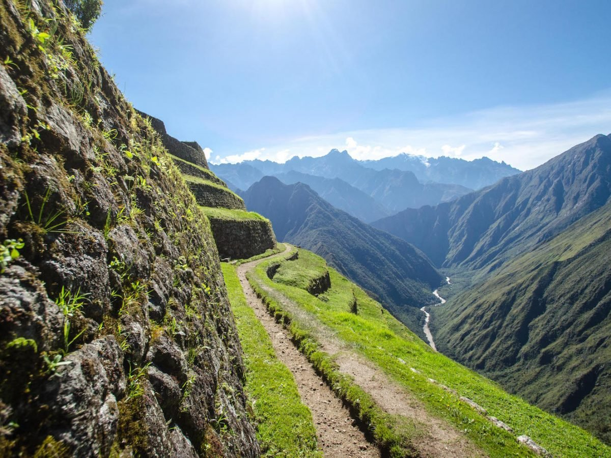 Alternative Routes to the Inca Trail