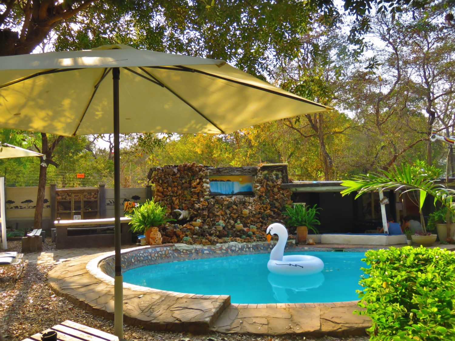 Backpackers Accommodation In Victoria Falls