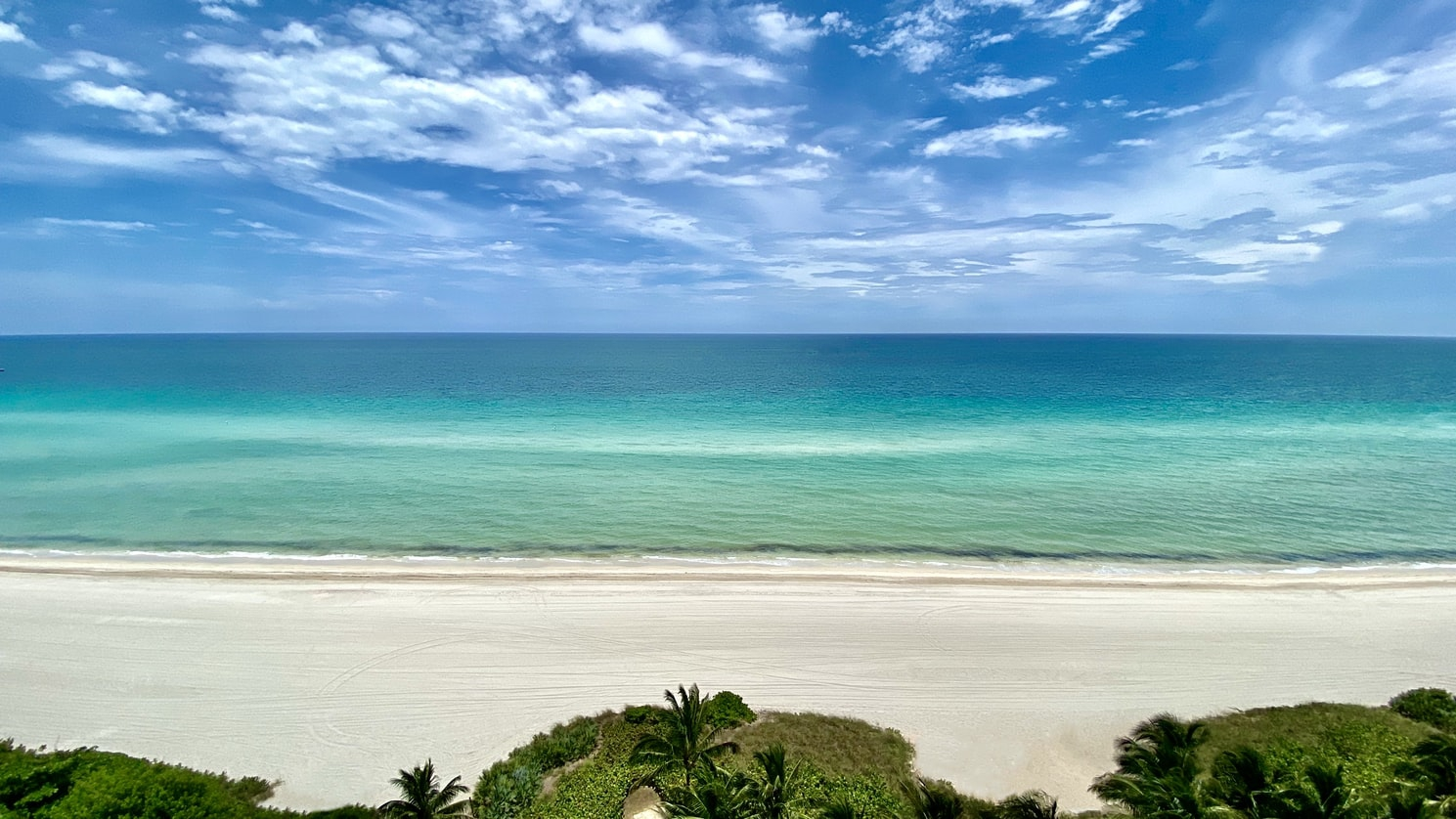 Best Beaches To Relax Close To Nature in Miami