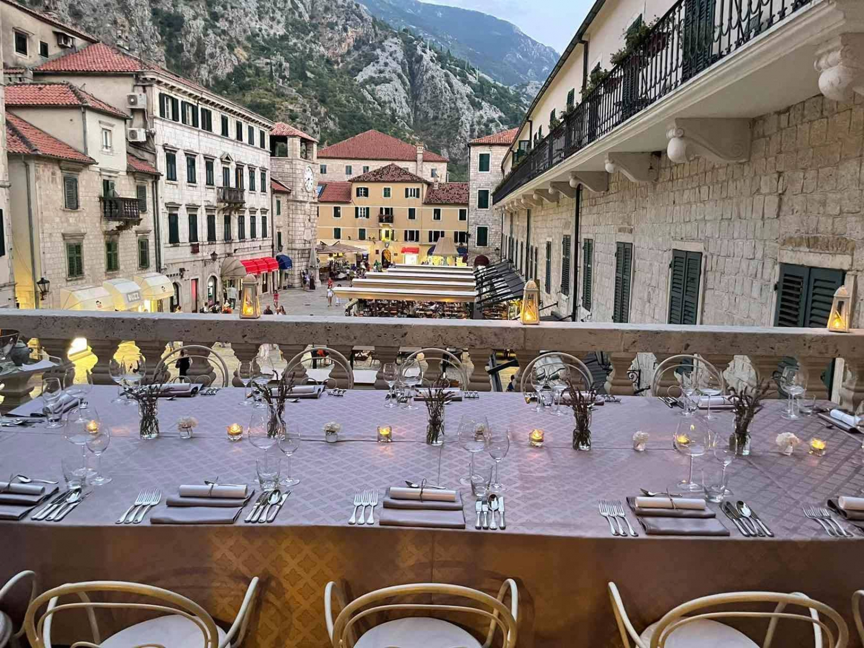 Chef's Night Edition Series - Hotel Cattaro, Kotor