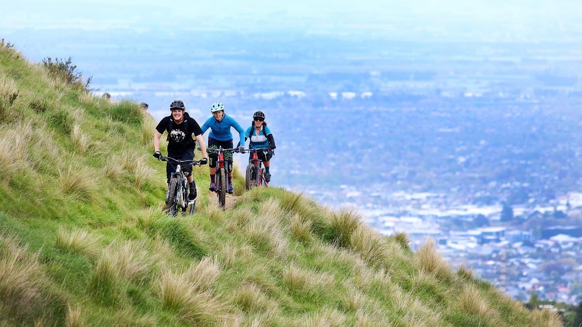 Christchurch Bike Trails