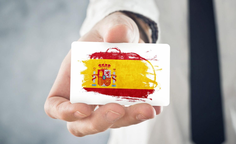 Getting a TIE in Spain
