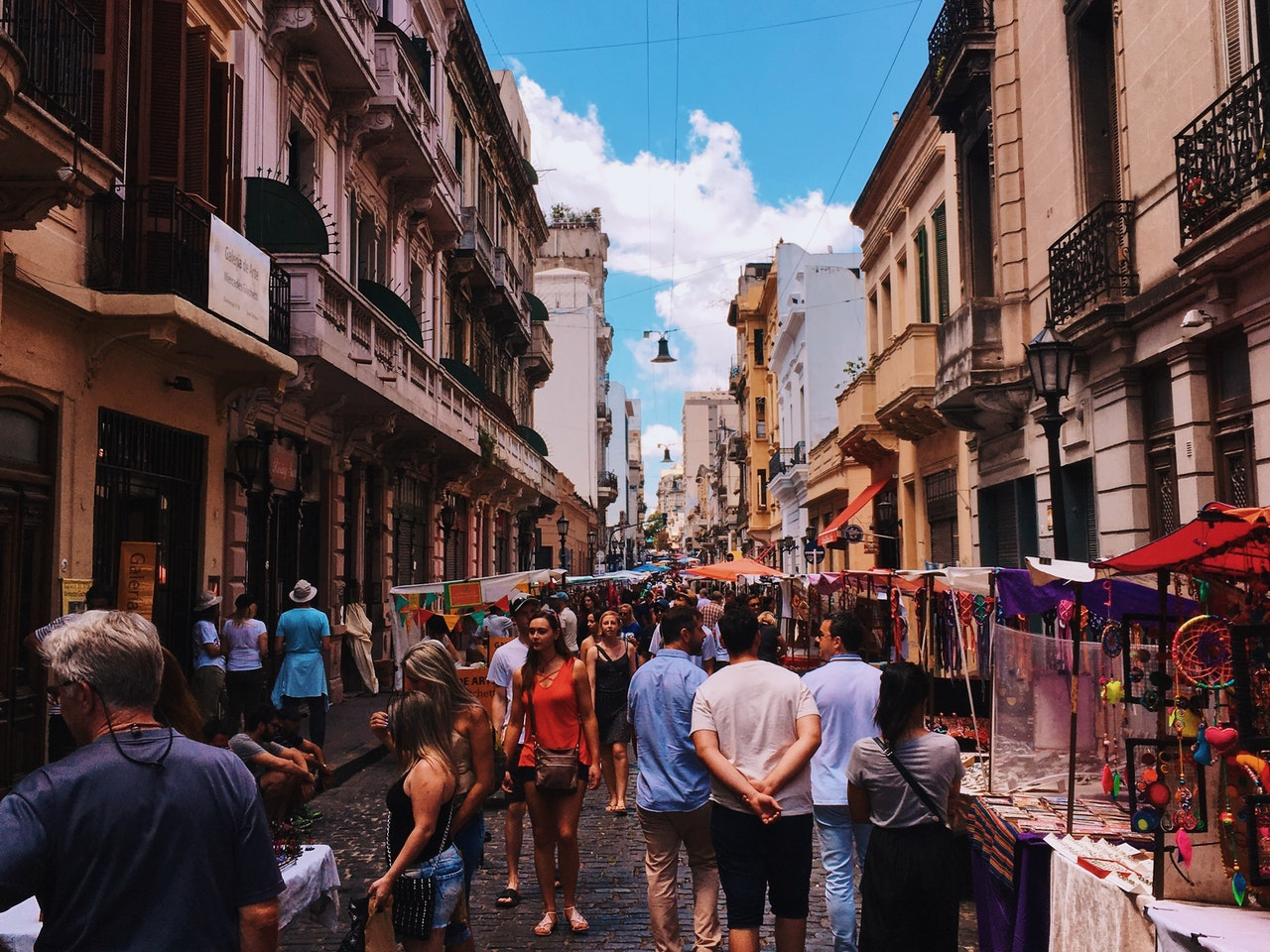 Government tourism reactivation program in Argentina